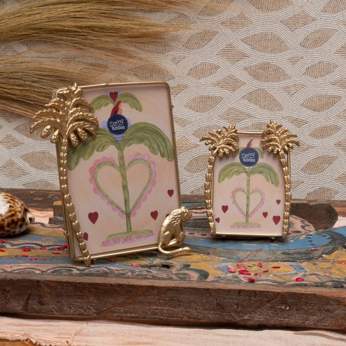 Heritage Palm Frame Small