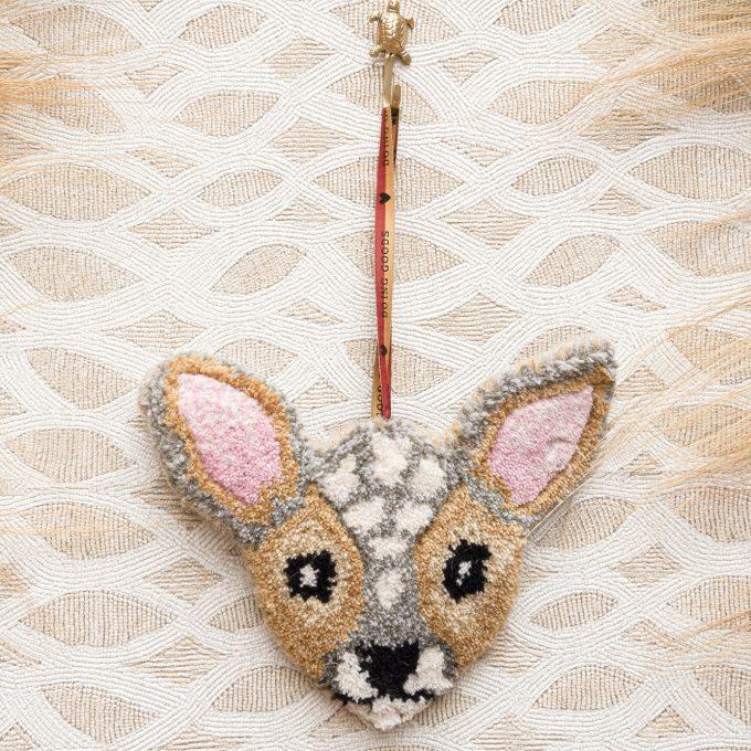 Breezy Bambi Gift Hanger
