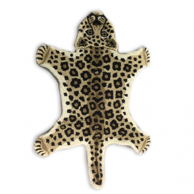 Leopard Vloerkleed