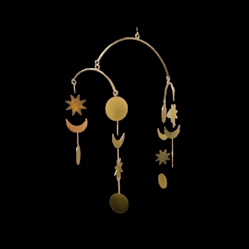 A La Brass mobile