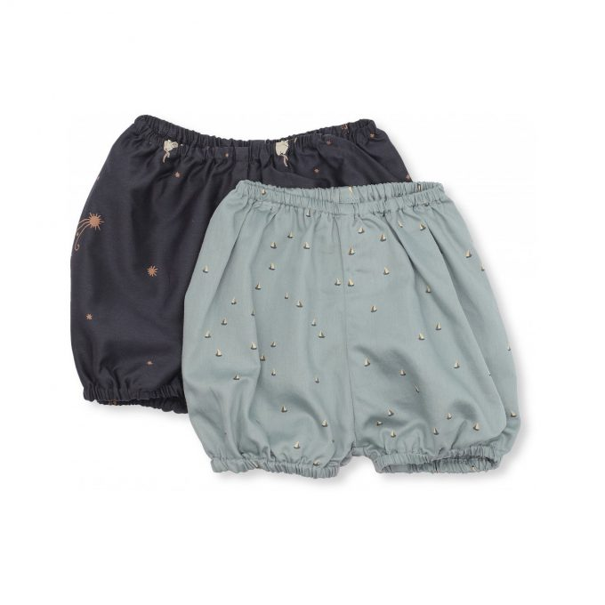 2 pack bloomers boy
