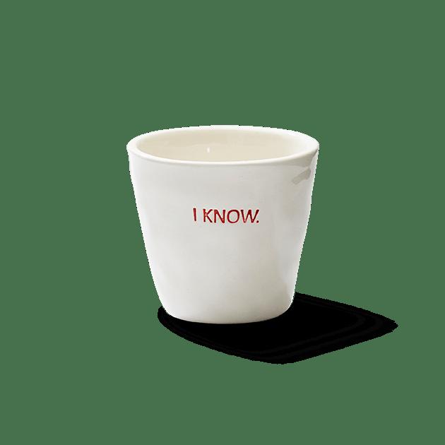 Espresso Cup I Know