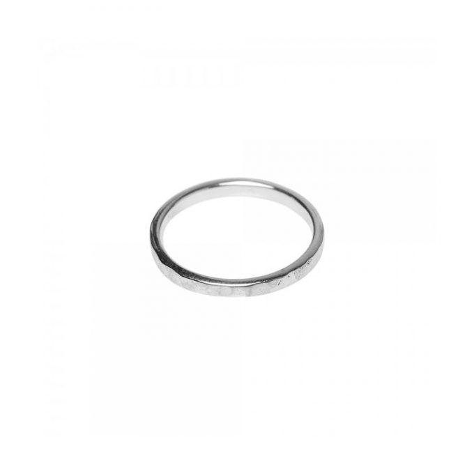 Melba Ring Silver 1.5mm
