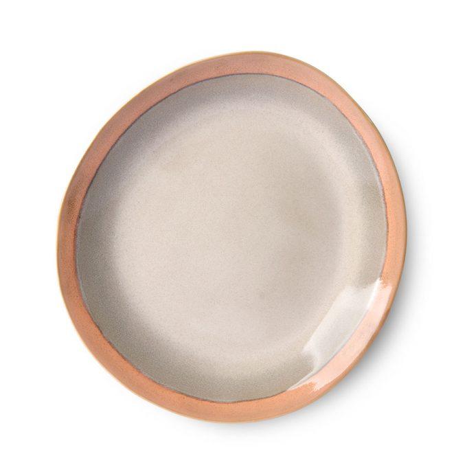 Home Chef Ceramics: Side Plate - Earth