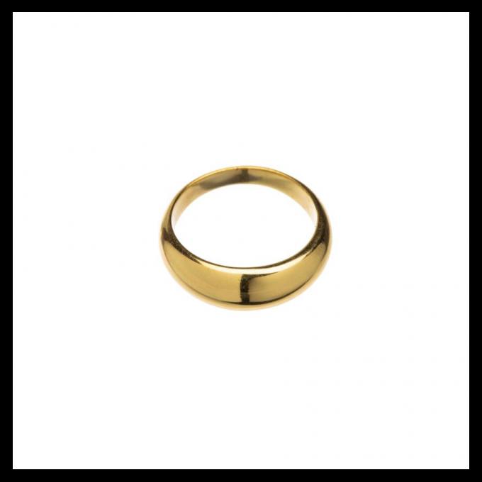 Molly Ring Brass
