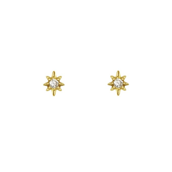 Twinkle Zirkonia Goldplated