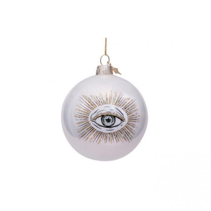 Pearl Eye Ornament
