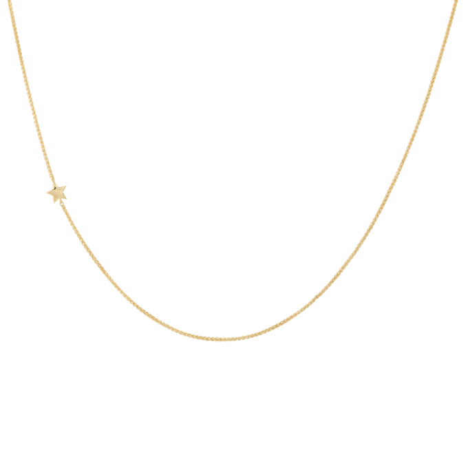 Stellar Necklace Long Goldplated