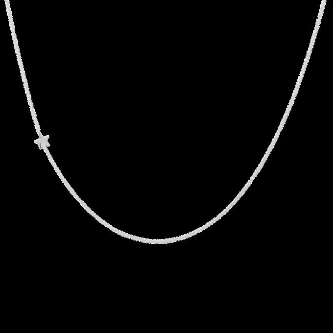 Stellar Necklace Long Silver