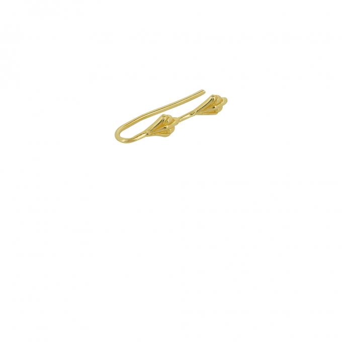 Vintage Hook Goldplated