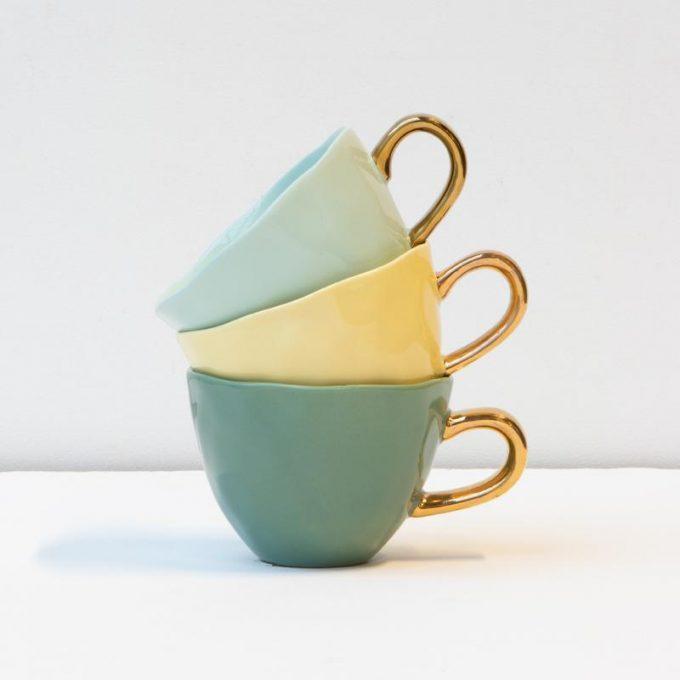 Goodmorning Cup - Raffia Yellow