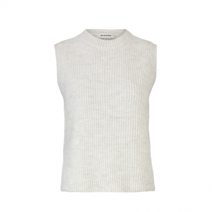 Gunhilda vest - Off White
