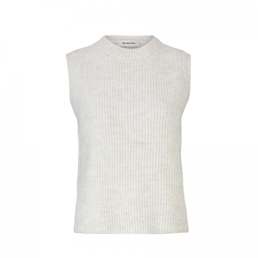 Gunhilda vest - Off White