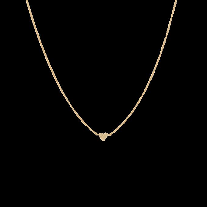 Te Quiero Necklace Goldplated