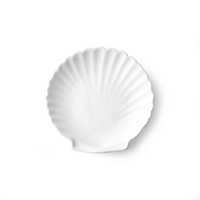 Shell Tray White Matt M