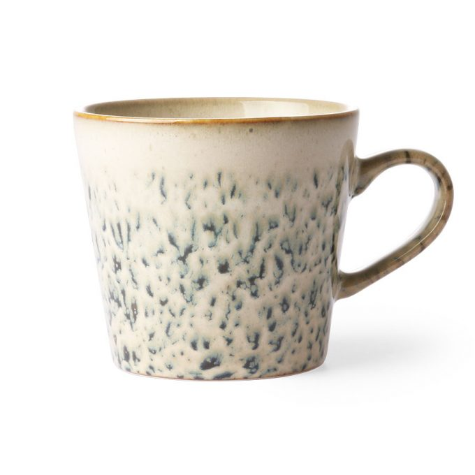70s Ceramics Cappuccino Mug Hail