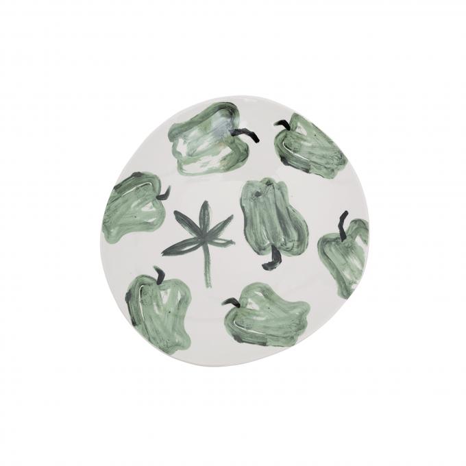 Bowl Lush Green 23cm