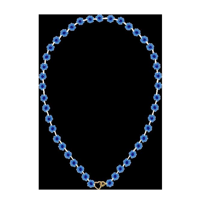 Fiori Necklace Amalfi Blue