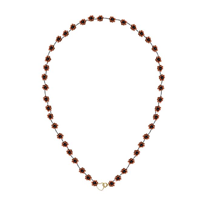 Fiori Necklace Terra