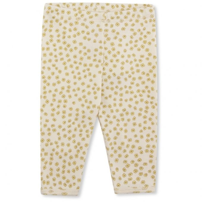 New Born Pants - Buttercup Yellow