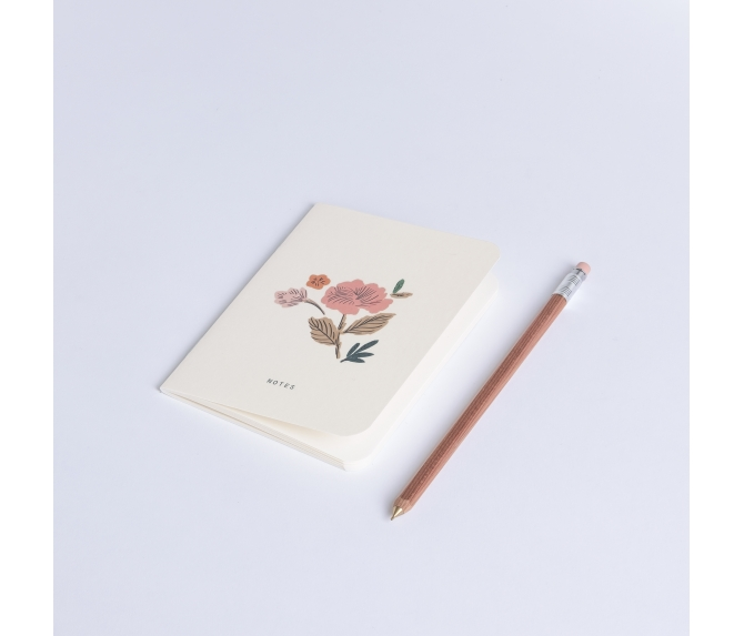 Mini Pocket Book Herbier