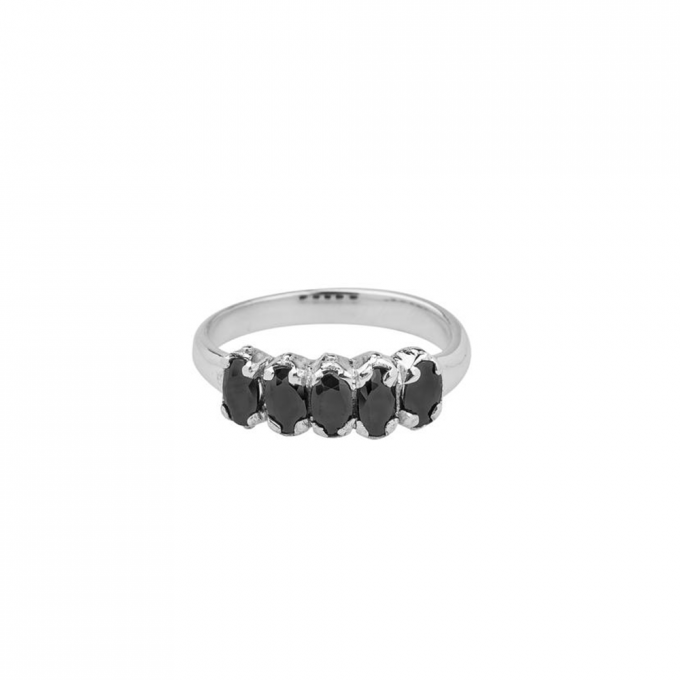 Ocean Ring Silver