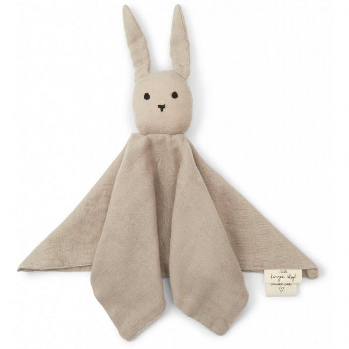 Sleepy Rabbit - Dark clay