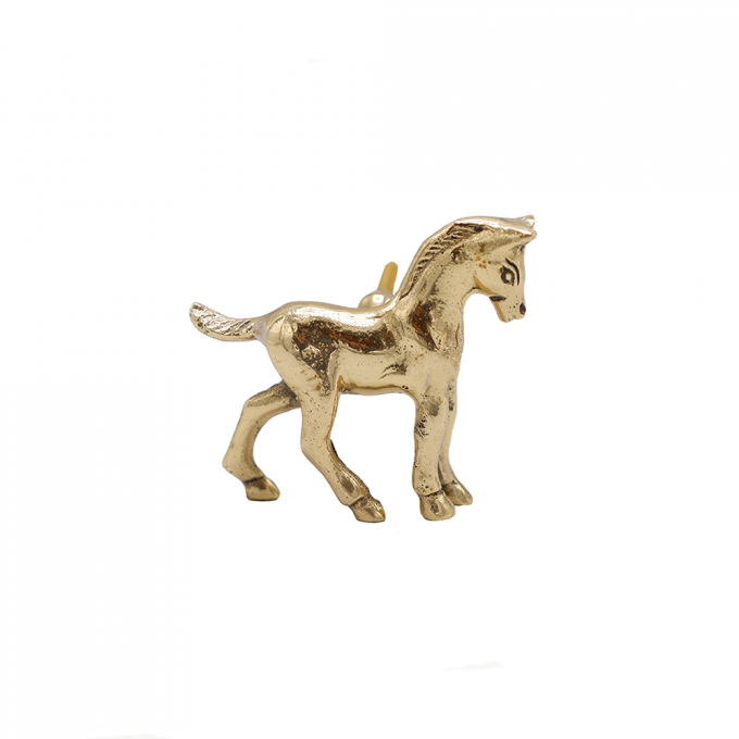 Spirit Horse Knob Left