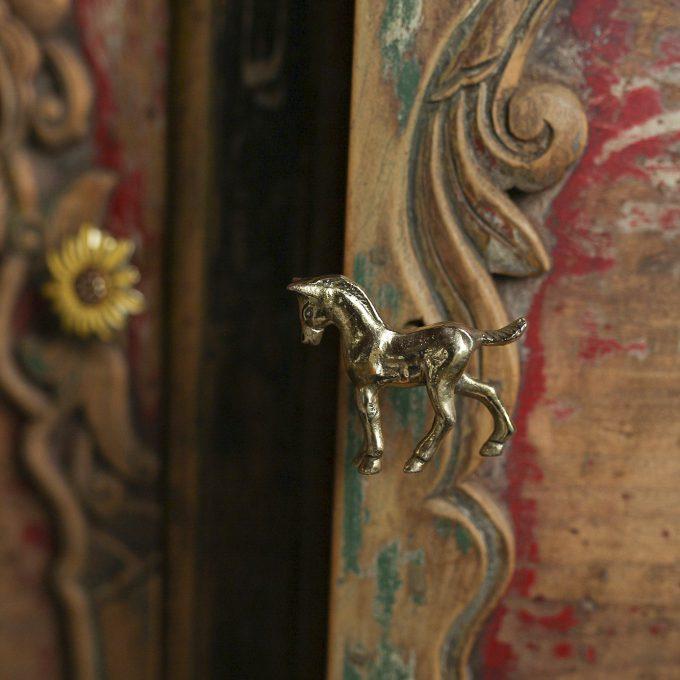 Spirit Horse Knob Right