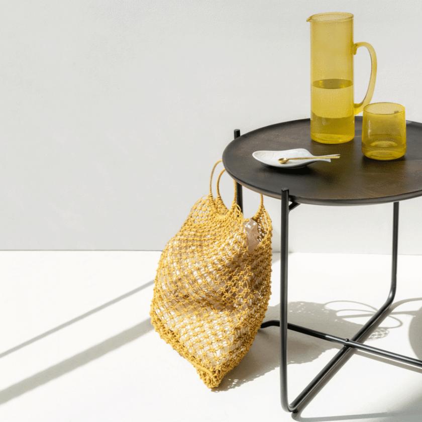 Urban Nature Culture, Shopper Yolk Yellow
