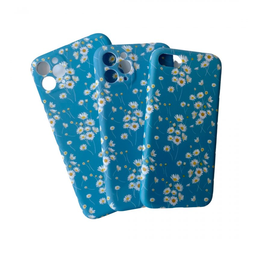 Iphone Case - Blue Flowers