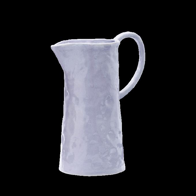 Ceramic Carafe in Lavender