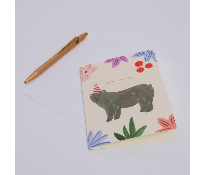 Card Bear