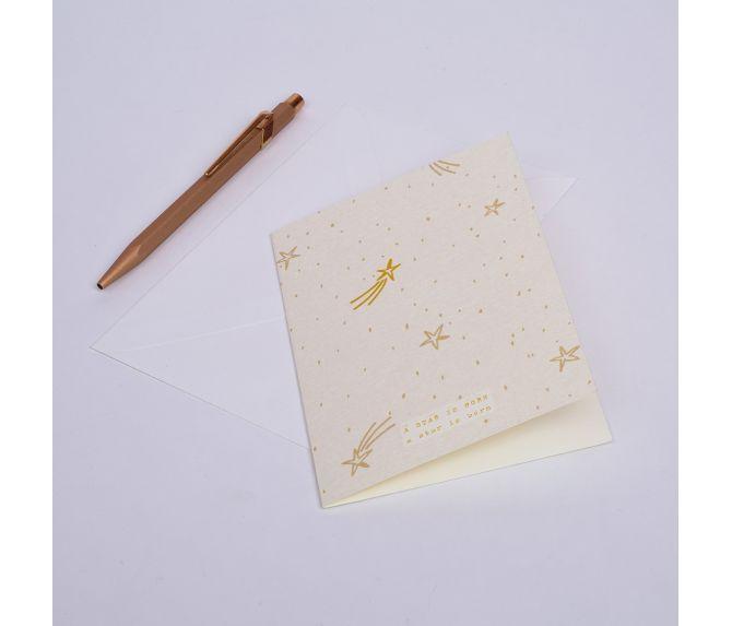 Card A Star Is Born