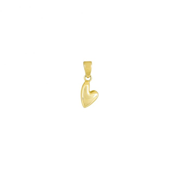 L'amour Pendant Goldplated