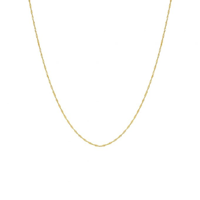 Louise Necklace Goldplated